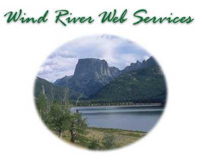 Wind River Web Services, Pinedale, Wyoming