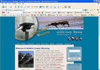 Visit Sublette County Tourism Website